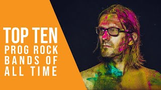 Top 10 Prog Rock Bands of All Time