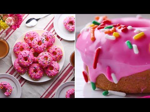 Easy Dessert Recipes | 20+ Awesome DIY Homemade Recipe Ideas For A Weekend Party!