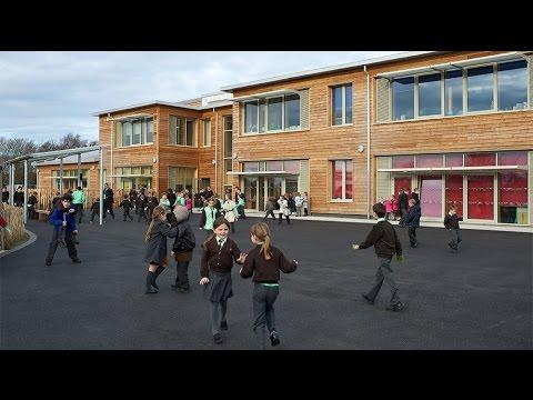 UK Passivhaus Awards 2015: Special Feature - Oakmeadow Primary School