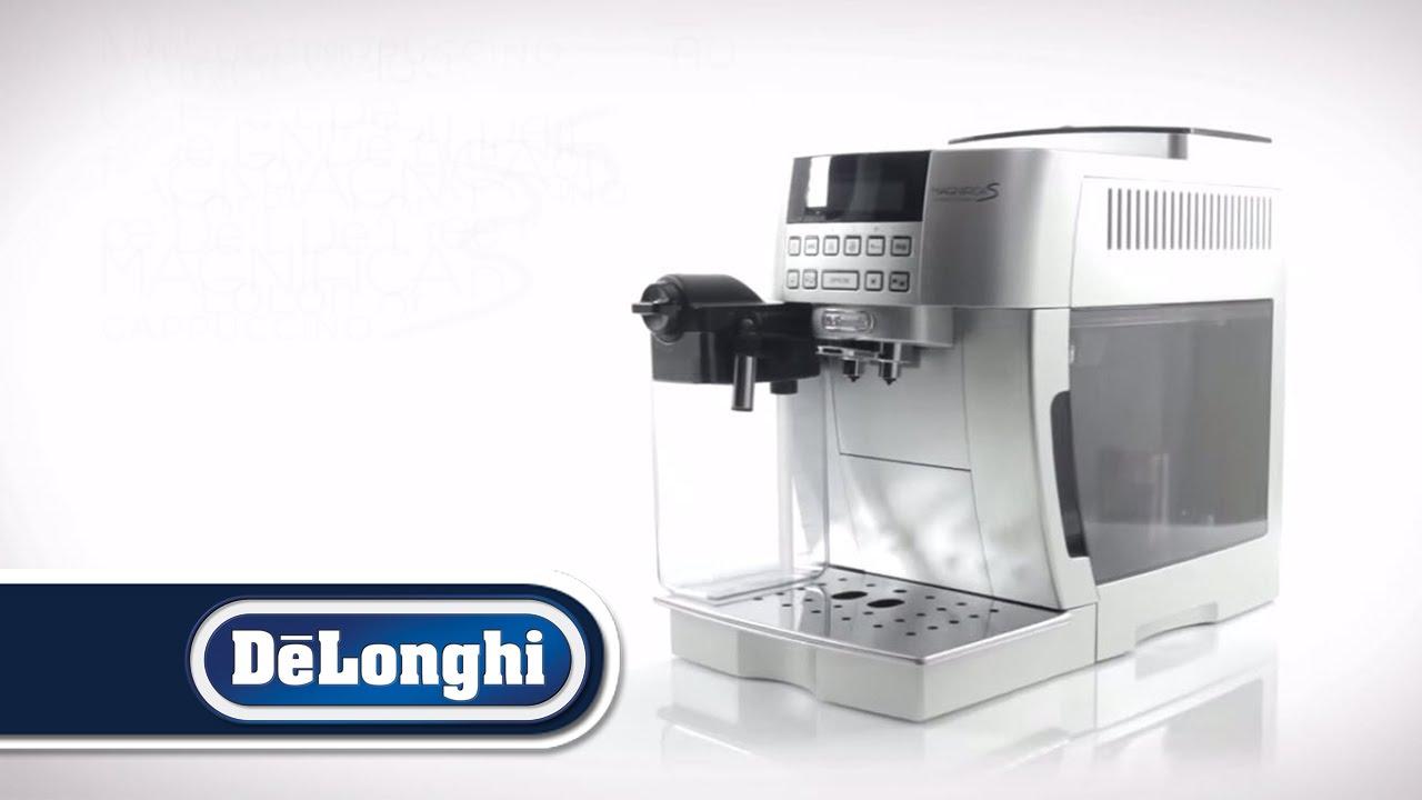 Цены на кофемашина delonghi magnifica s ecam 22. 110. B в минске. Полное описание кофемашина delonghi magnifica s ecam 22. 110.