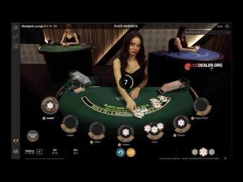 Blackjack With Live Dealer Lera