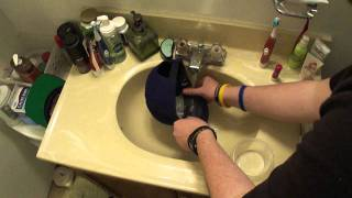 How To Clean A Flat Brim Fitted Or Snap Back Cap