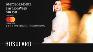 Mercedes-Benz Fashion Week Costa Rica 2018 - Presentación