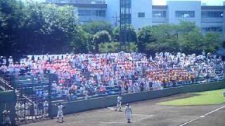 埼玉県 高校野球 応援 ブラバン ブラスバンド japan high school baseball.