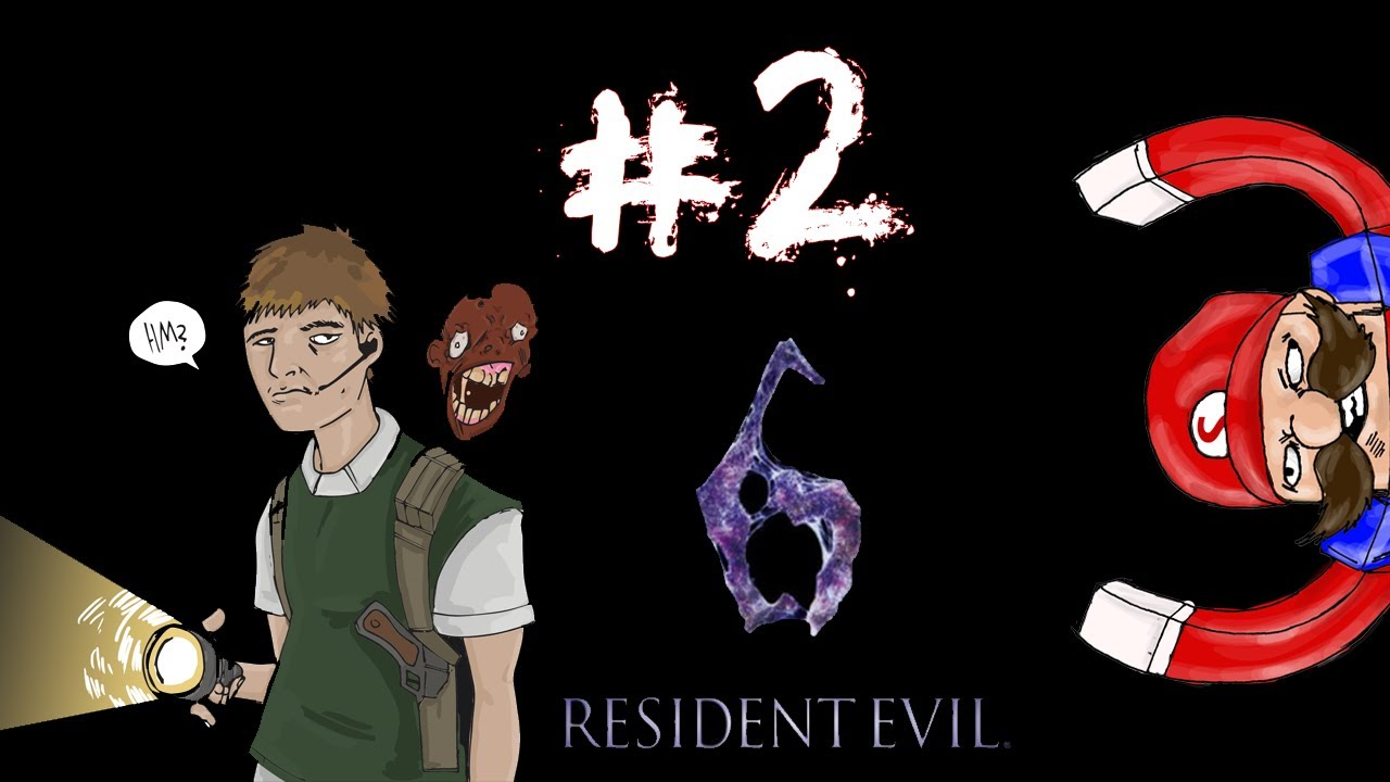 Residential Evil Resident Evil 6 Ada Campaign Walkthrough Gameplay W Ssohpkc Part 2 Abandon Ship Youtube