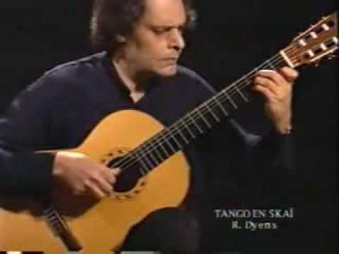 Roland Dyens - Tango en Skai