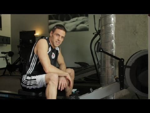 How to Clean a Rowing Machine : Around the Gym
