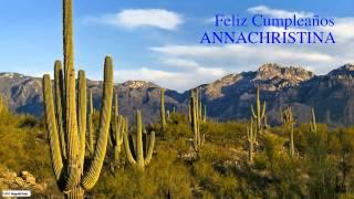 AnnaChristina   Nature & Naturaleza - Happy Birthday