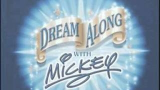 Dream along with mickey full soundtrack full