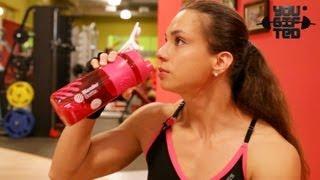 видео Спортивная диета для набора мышечной массы для девушек