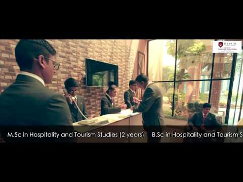 D.Y.Patil School of Hospitality and Tourism Studies (English)