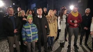Alin şi Florina Jivan & Andrei şi Camelia Ciurdaş -Colindăm biruitori- (Video Oficial)