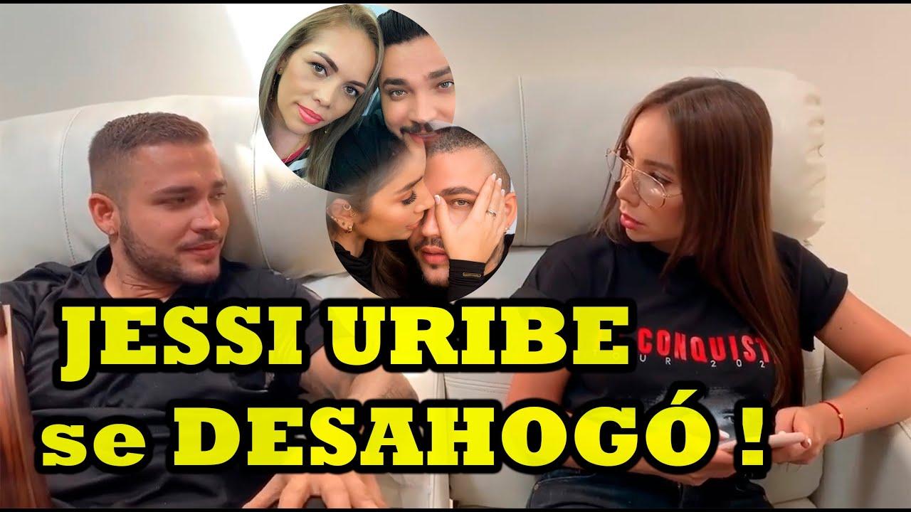 Jessi Uribe REVELÓ MÁS DETALLES sobre su DIVORCIO, HABLÓ DE SANDRA BARRIOS y PAOLA JARA