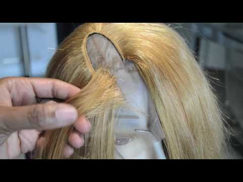 DIY: Illusion Part Quick weave Wig