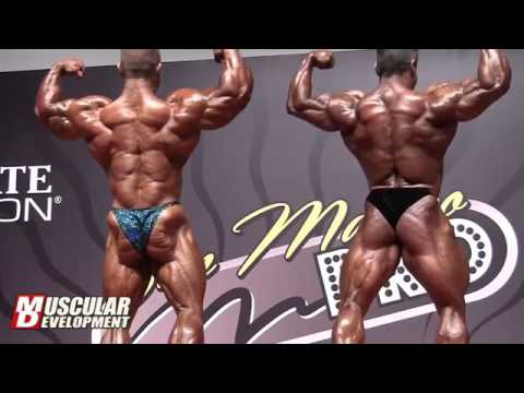 San Marino Pro Mens 212 Highlights 2014 Italy Flex Lewis Bai