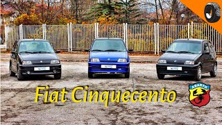 Fiat Cinquecento challenge