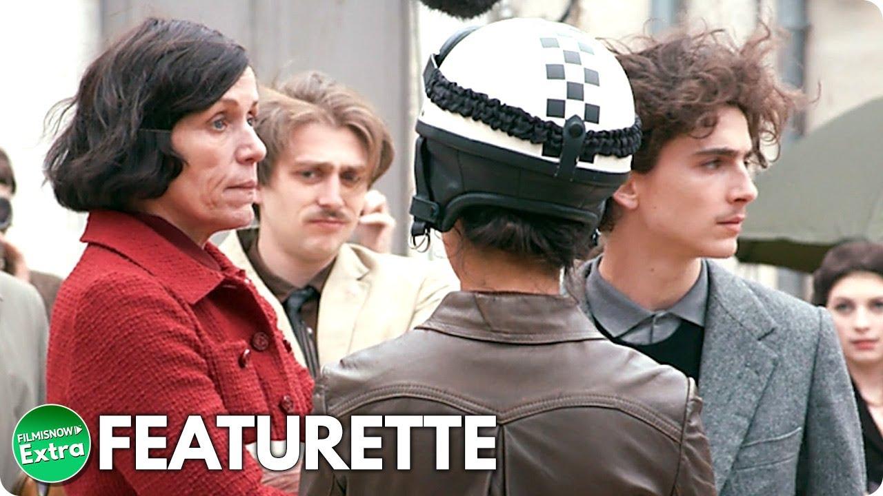 THE FRENCH DISPATCH   Cast Featurette