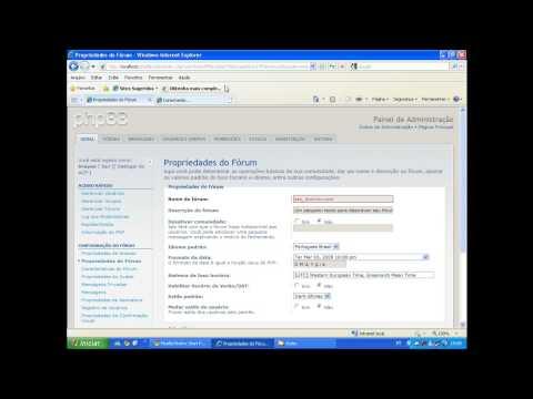 instalando temas no phpBB 3.0.4