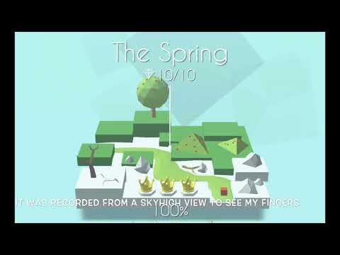 Dancing Line: The Spring (Sheet Music)