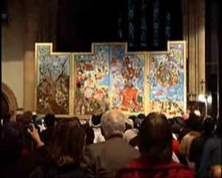 Keiskamma Altarpiece Grand Opening