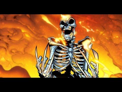 Hulk Vs Wolverine Español CARICATUAS
