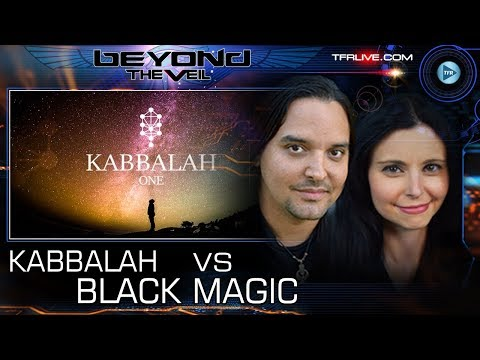 Kabbalah, Black Magic, and Hacking The Matrix Code - Beyond The Veil