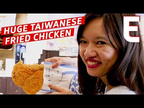 Taiwanese Fried Chicken the Size of Your Head at Hot-Star — Cult Following