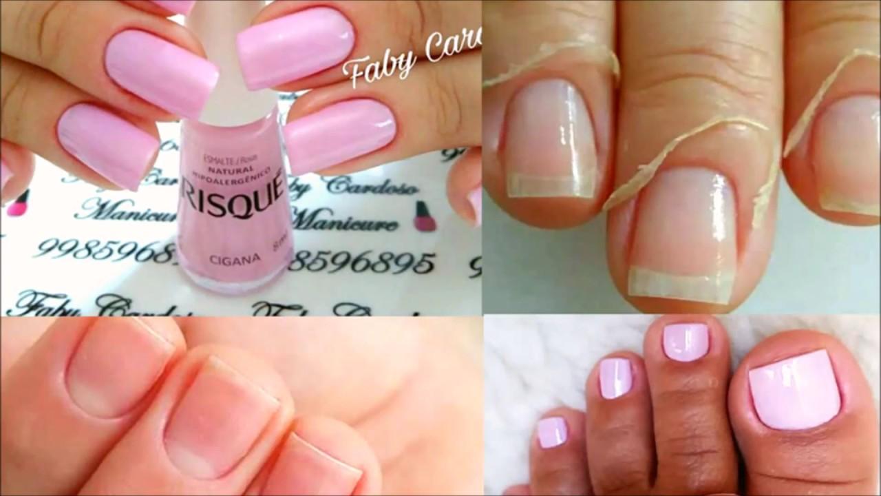 Manicure e pedicure - Estetika