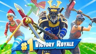 Fortnite But PICKAXE ONLY! thumbnail