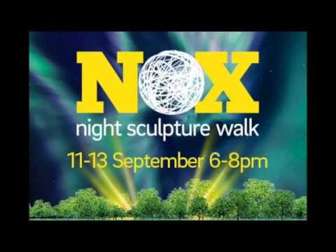 NOX a night sculpture walk