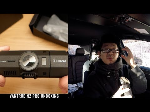 The BEST Dual Dashcam 2020 - Replacing The A119 With The Vantrue N2 Pro In The MK7 MK7.5 Golf GTI R