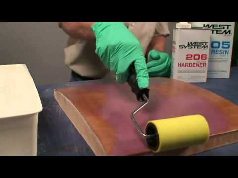 Barrier Coating with WEST SYSTEM Epoxy
