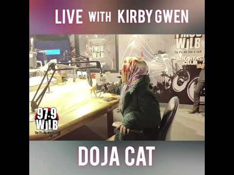 Kirby Gwen - Doja Cat on Ghost, Aliens , and Urban Legends