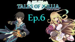 Tales of Xillia English Version Ep.6 The Spirits Are Gone