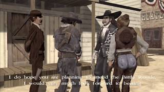 PS2 - Red Dead Revolver - GamePlay [4K: 60FPS]