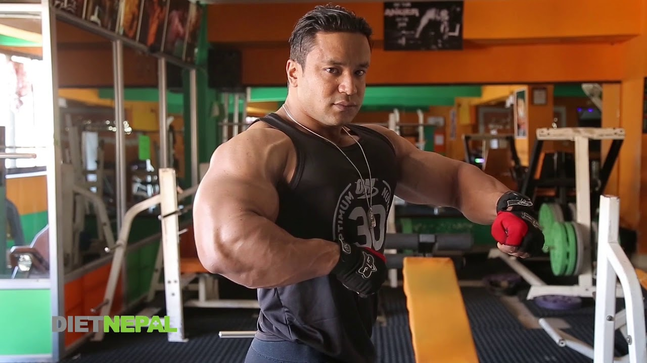 Mahesh Maharjan-Workout Motivation Video-C/O: DIET NEPAL
