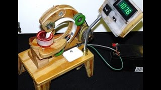 Toroidal Winder Kit With Downloadable Plans Part 3