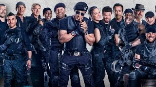 AMC Coming Soon - THE EXPENDABLES 3, THE GIVER, LET'S BE COPS