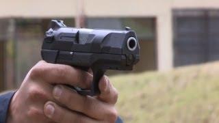Córdova, la primera pistola colombiana que apunta al mercado internacional