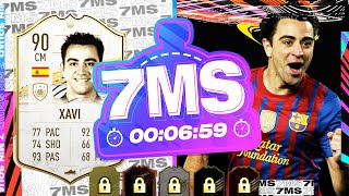 5 X CURRENT TOTW PACKS!! BRAND NEW 90 ICON XAVI!! 7 MINUTE SQUAD BUILDER - FIFA 21 ULTIMATE TEAM
