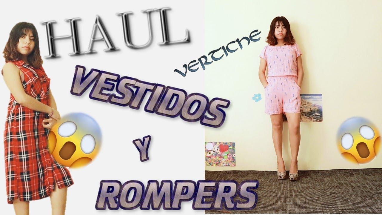 Compras En Vertiche Haul Vestidos By Mayra Mell