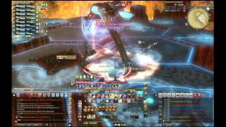 """FF14 Online Caducéus """"Turn 1"""" By Reckless"""