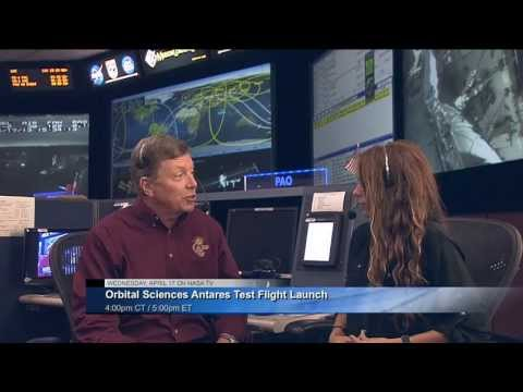 Space Station Live: Astronaut Mike Fossum Talks About Life on the Station