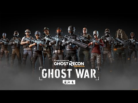 Tom Clancy's Ghost Recon: Wildlands-ПРИЗРАКИ !!!