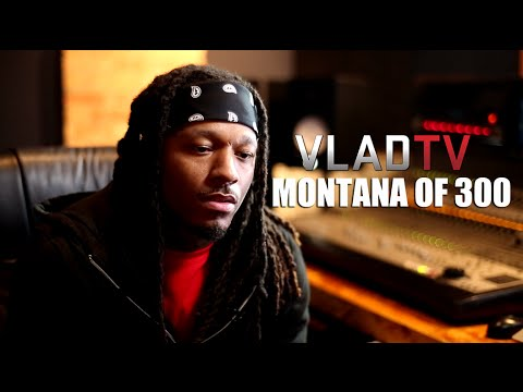 Montana Of 300 Explains Why He Didn't Rap on Fox's