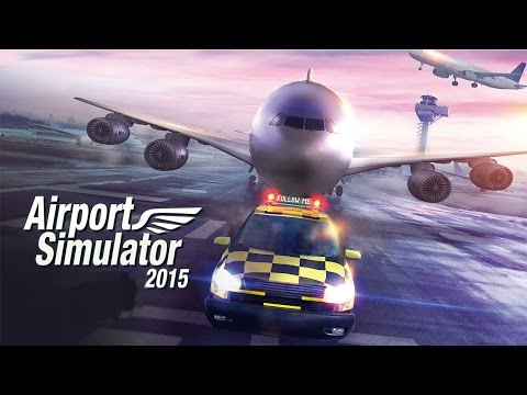 Airport Simulator 2015 PC Gameplay Full HD 1080p