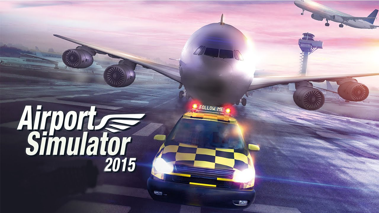 Airport Simulator 2015 Free Download PC Games