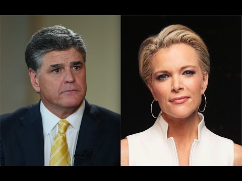 Fight between Fox News hosts