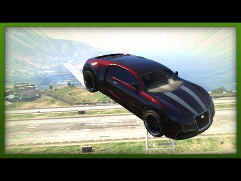 GTA 5 Funny Moments - EPIC Adder Stunt! - (GTA V Stunts & Fails)