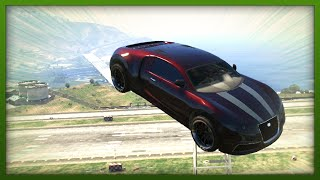 GTA 5 Funny Moments - EPIC Adder Stunt! - (GTA V Stunts & Fails)